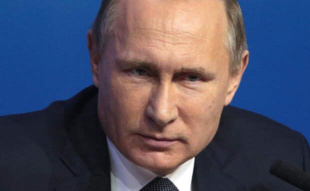 """Путин рассказал о готовящихся к выборам в России """"недругах за бугром"""""""