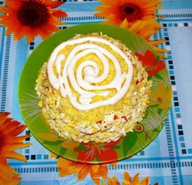 Красная шапочка – вкусный эстетичный салат на все случаи жизни