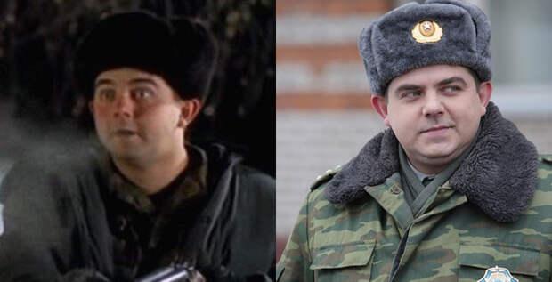 Василий Седых (деревенский дембель) актеры, бумер, тогда и сейчас