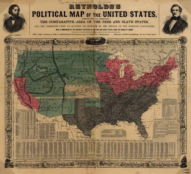Зачем Россия помогла американскому Северу победить Юг