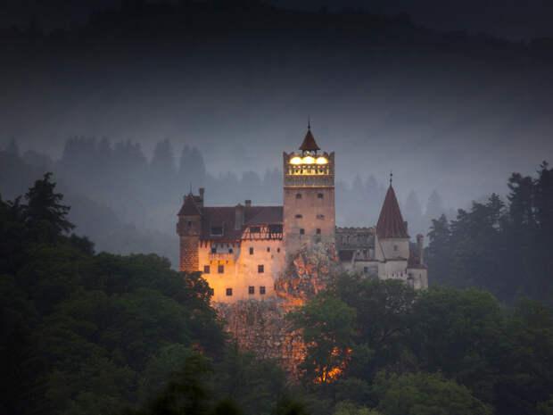 Замок Бран в Трансильвании история, мистика
