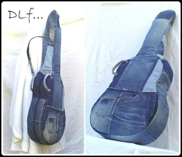 Чехол на гитару