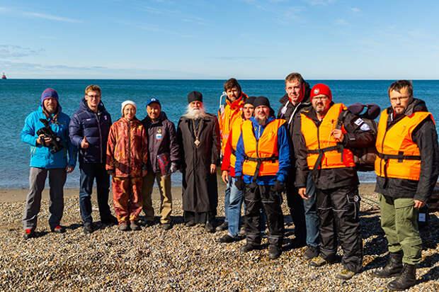 К истории исследования Северного морского пути