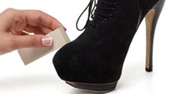 Правила ухода за замшевой обувью - блог сайта Krasota-Style