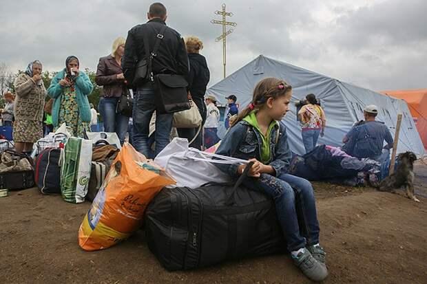 «Неизвестно, сколько их будет» – в РФ готовятся к новой волне беженцев из Украины
