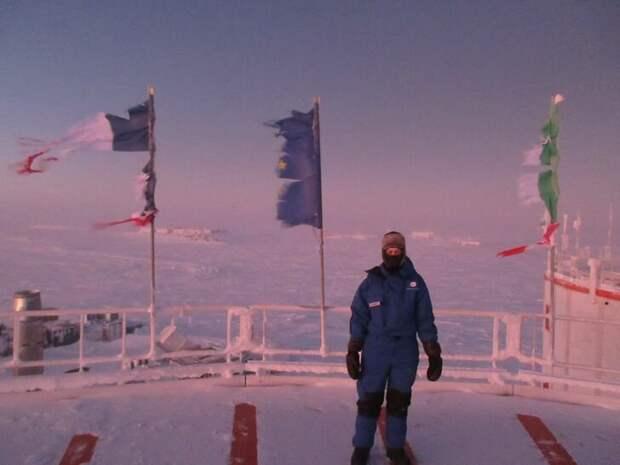 7 фактов о том, как живут люди в Антарктиде