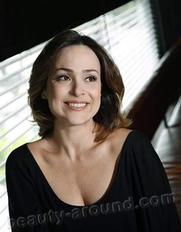Габриэлла Дуарте/ Gabriela Duarte фото красивых бразильских актрис