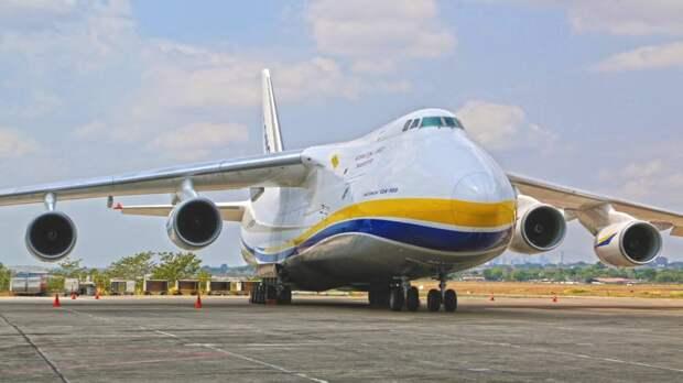 Все двигатели украинских Ан-124 находятся в плачевном состоянии