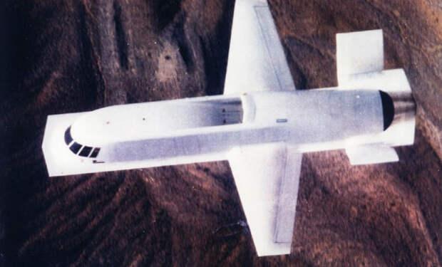 Секретный самолет из Зоны-51: находка в архивах