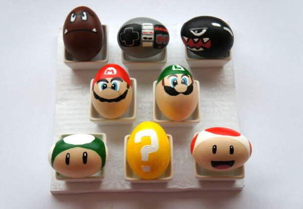Как украсить яйца на Пасху, чтобы было «не как у всех» - 28 идей - 5
