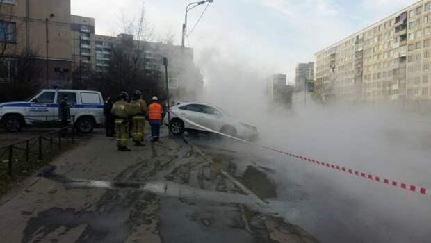 Фрунзенский район «уходит под воду»: кто виноват?