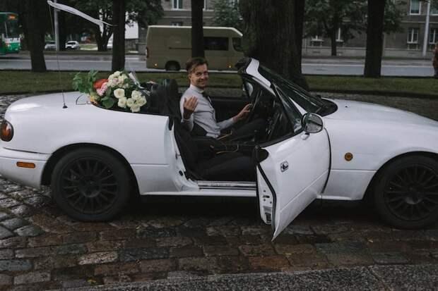Фотограф из Эстонии сняла собственную свадьбу. Получилось лучше, чем у многих свадебных фотографов