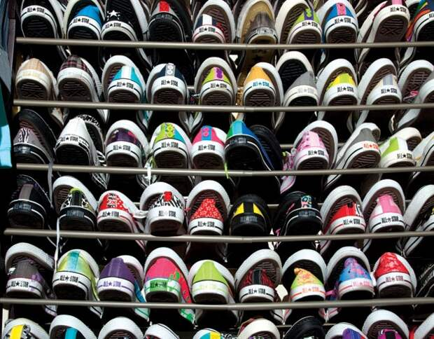 10 коротких любопытных фактов о кроссовках
