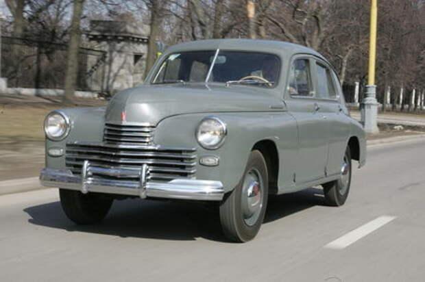 ГАЗ-М20 на фоне эпохи: а была ли Победа?