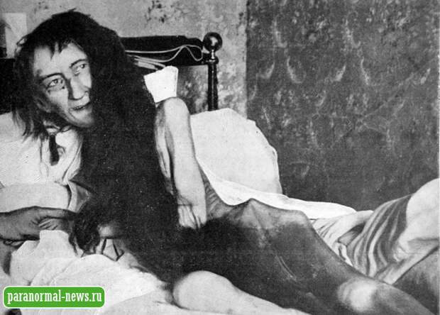 Жуткая и печальная история Бланш Моннье, запертой в комнате на 25 лет