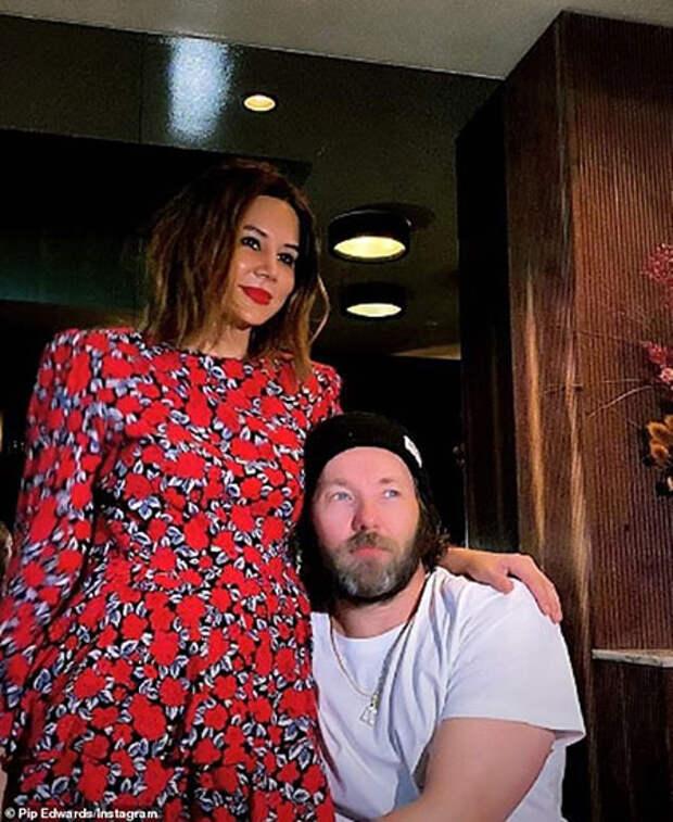 """Звезда """"Великого Гэтсби"""" Джоэл Эдгертон и fashion-директор Vogue Кристин Сентенера впервые станут родителями"""