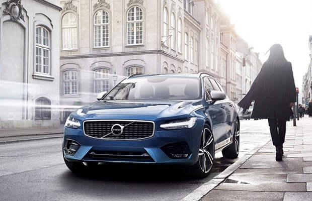 Volvo S90 и V90 получили спортивную комплектацию