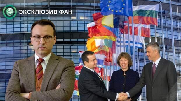 Восемь лет без перемен: что Сербии дало Брюссельское соглашение по Косово