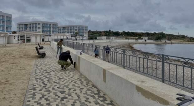В Севастополе готовят 34 пляжа к открытию 15 июня