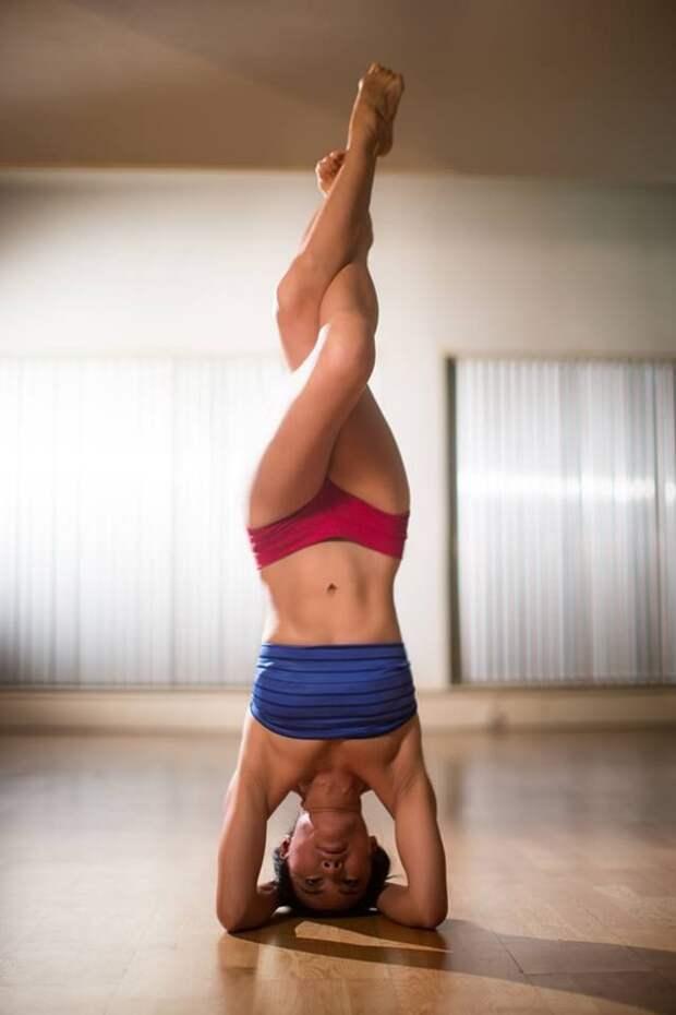 Как они это делают гибкие девушки, гимнастика