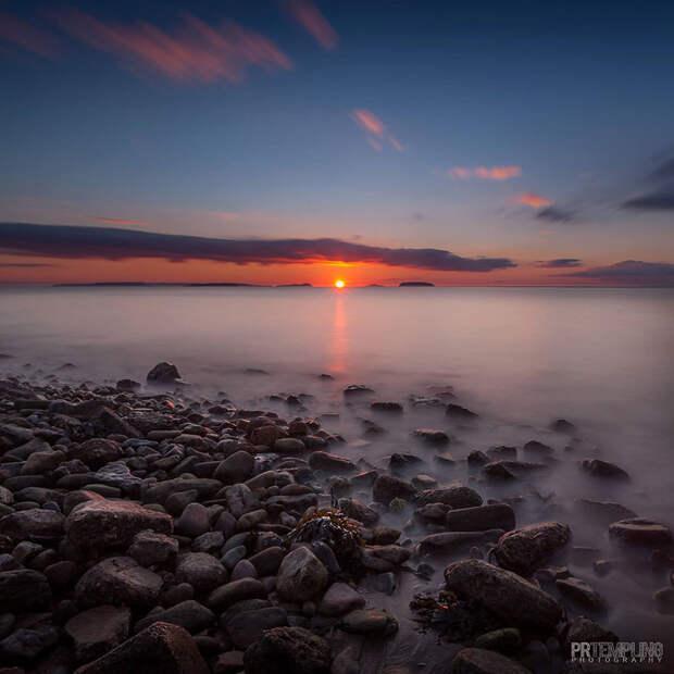 Яркая окраска Уэльса в фотографиях Пола Темплинга