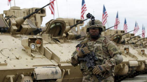 Раевский: Война США в Европе станет континентальным 11 сентября