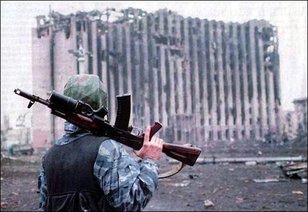 Чеченская война - преступление пьяного Ельцина. Сатановский