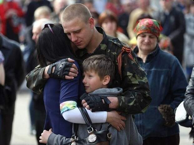 """""""Я хочу вас всех убить"""" или лицо украинской армии"""
