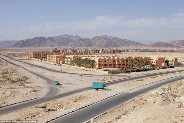 Без туристов: как сейчас выглядит знаменитый Шарм-эль-Шейх