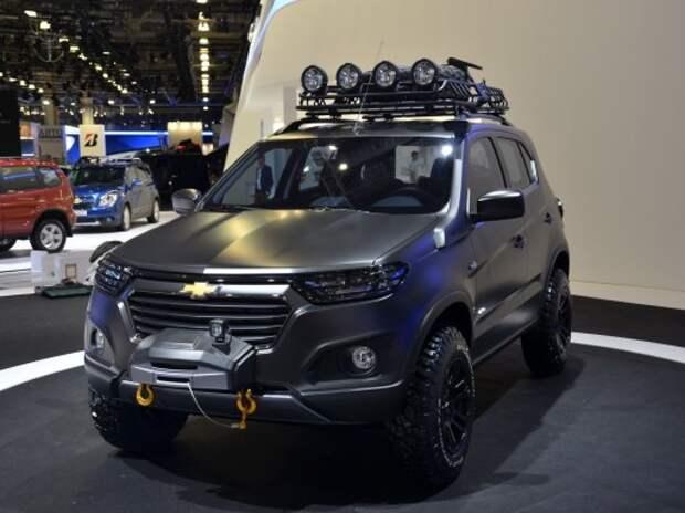 GM-АВТОВАЗ может пересмотреть сроки выпуска новой Chevrolet Niva