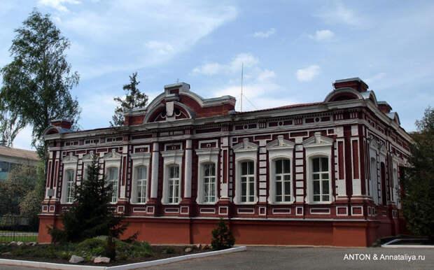 Российская провинция. Чистая и ухоженная