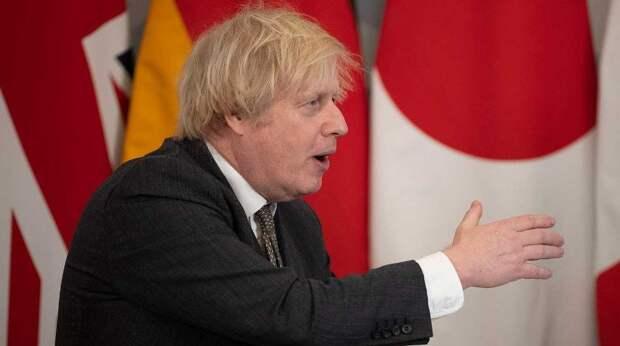 """""""Ты кто такой? Байден?"""": Джонсон оконфузился на саммите G7"""