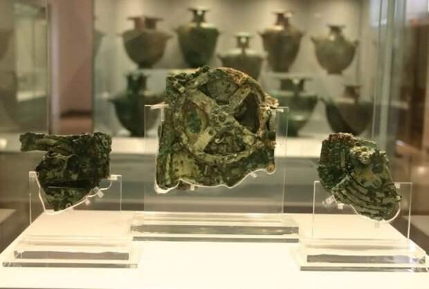 Антикитерский механизм артефакты, древность, загадка, интересное, история, находка