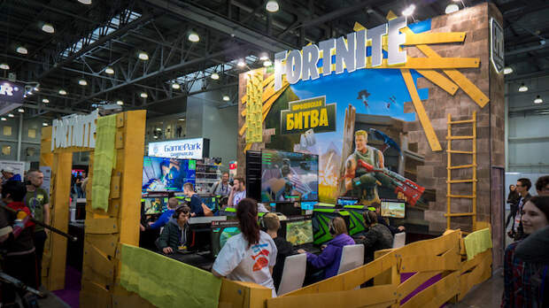 Игромир 2017 – Nintendo наносит ответный удар