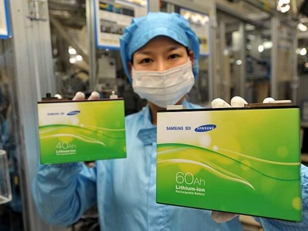 Samsung SDI покупает подразделение Magna Steyr по выпуску аккумуляторов