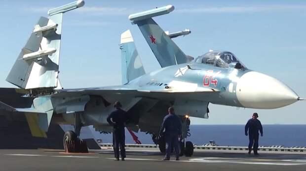 Сразу два авиаполка Северного флота отправятся тренироваться в Крыму на комплексе НИТКА