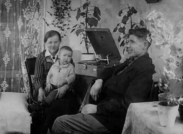 Как советские люди проводили время дома
