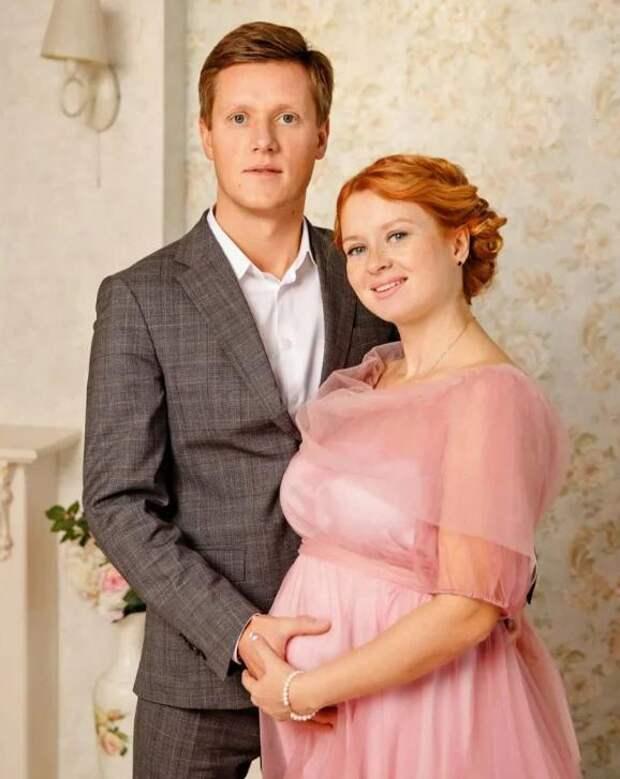 Актриса Екатерина Копанова в 35 лет стала мамой 4 детей