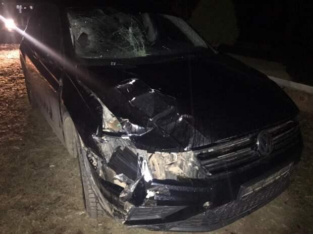 Сбивший насмерть двух дорожных рабочих в Можге был лишен прав за пьяную езду