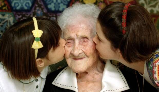Моя старость будет такой