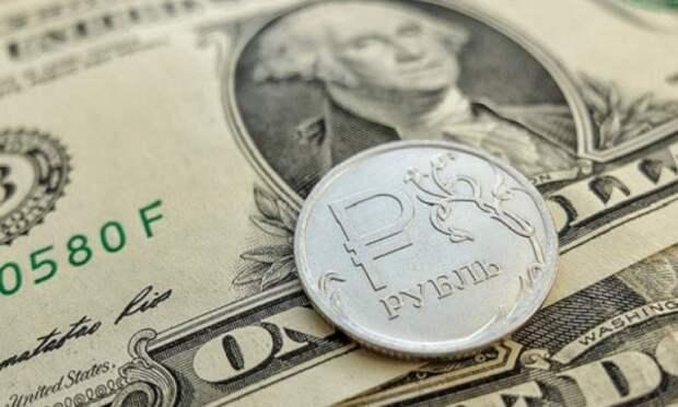 Курс российской национальной валюты может упасть