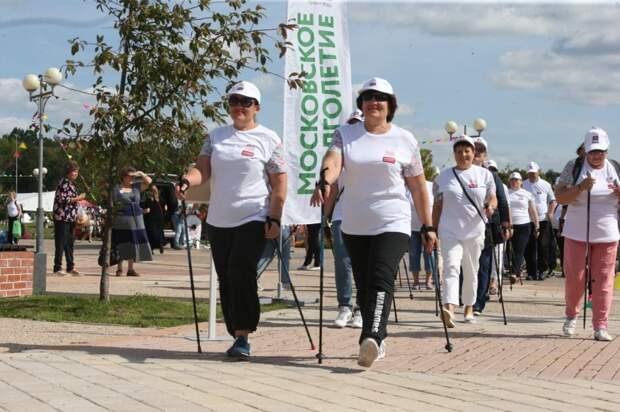 Жители Свиблова старшего поколения возвращаются к занятиям на свежем воздухе