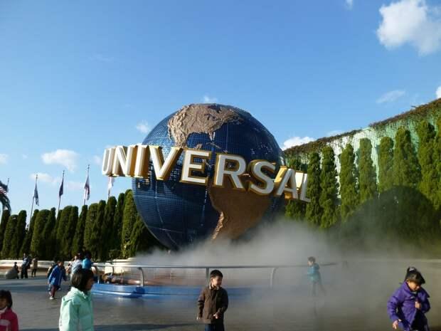 30 место. Парк развлечений Universal Studios Japan в Осаке, который был открыт в 2001 году. Ежегодно его посещает 10,1 миллиона человек.