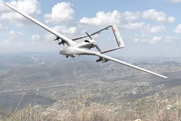 В РФ признали господство турецких дронов Bayraktar TB2над Карабахом