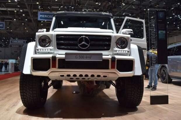 Mercedes-Benz G500 4×4