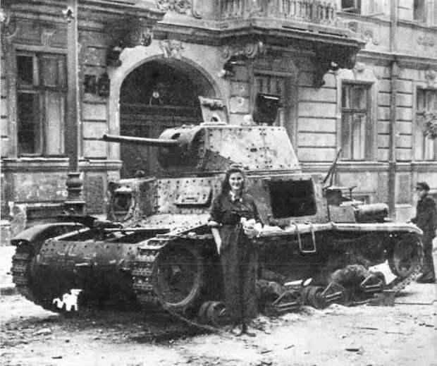 Варшавское восстание и шляхетская русофобия