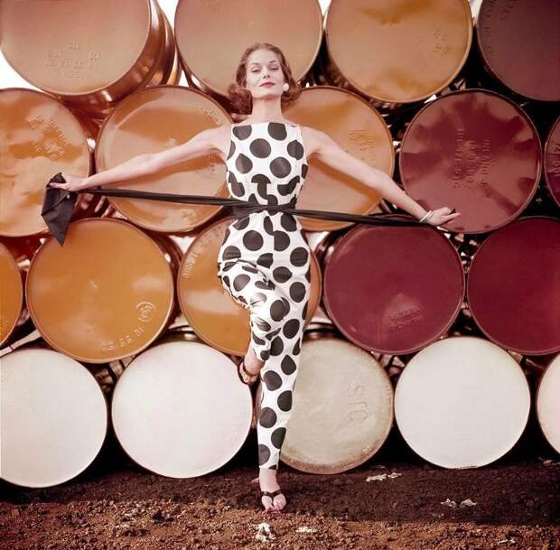 Потрясающие винтажные снимки Тони Ваккаро, сделанные в50— 60-х годах прошлого века
