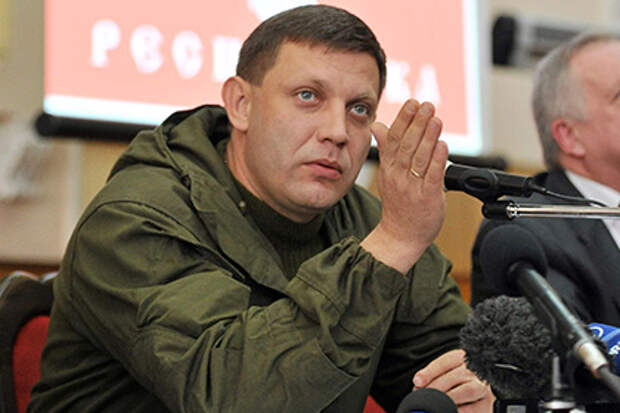 Глава ДНР: Порошенко не может контролировать своих силовиков в Донбассе