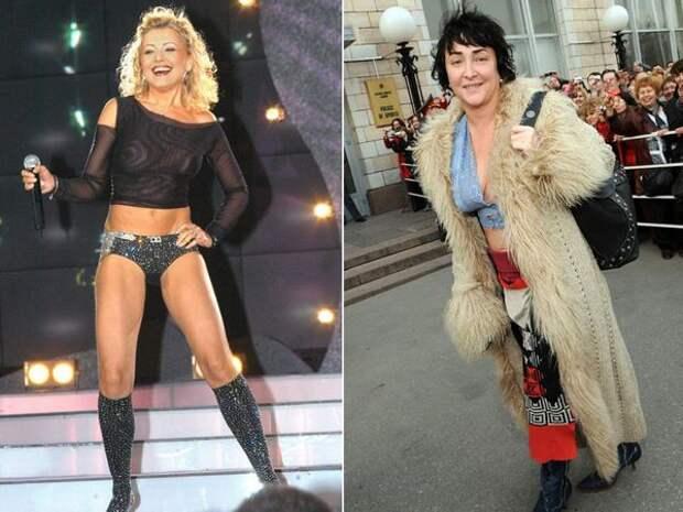 Без комплексов: 10 российских знаменитостей, которые любят чересчур откровенные и безвкусные наряды