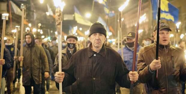 В США раскритиковали нацистские шествия на Украине